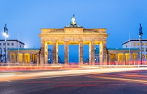 Brandenburg gate - Metaphor: Working in Berlin