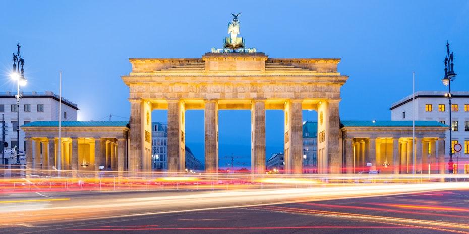 Brandenburg gate - Metaphor: Working in Berlin
