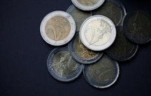 Coins metaphor tax Germany