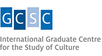 International Graduate Centre for the Study of Culture - GCSC - Logo