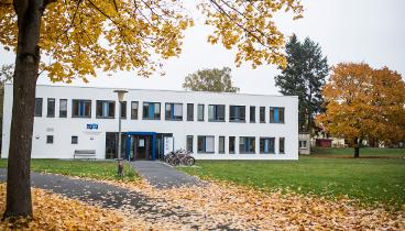 International Graduate Centre for the Study of Culture - GCSC - Entrance