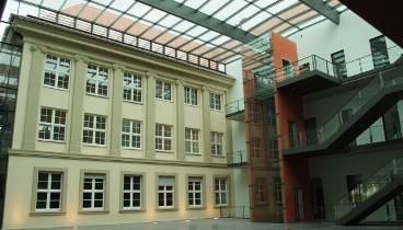 Graduate School of Life Sciences (GSLS) - Entrance
