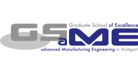 Graduate School of Excellence advanced Manufacturing Engineering - Logo