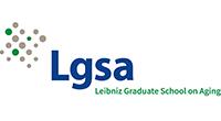Leibniz Graduate School on Aging - LGSA - Logo