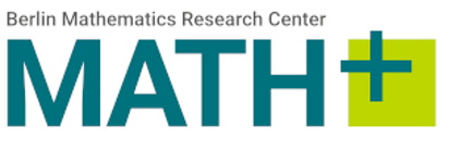MATH+: The Berlin Mathematics Research Center - Cluster of Excellence - Logo