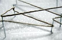 Nail pin - Metaphor: Academic networking Germany
