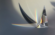 Prism as a metaphor for physicist salary in Germany