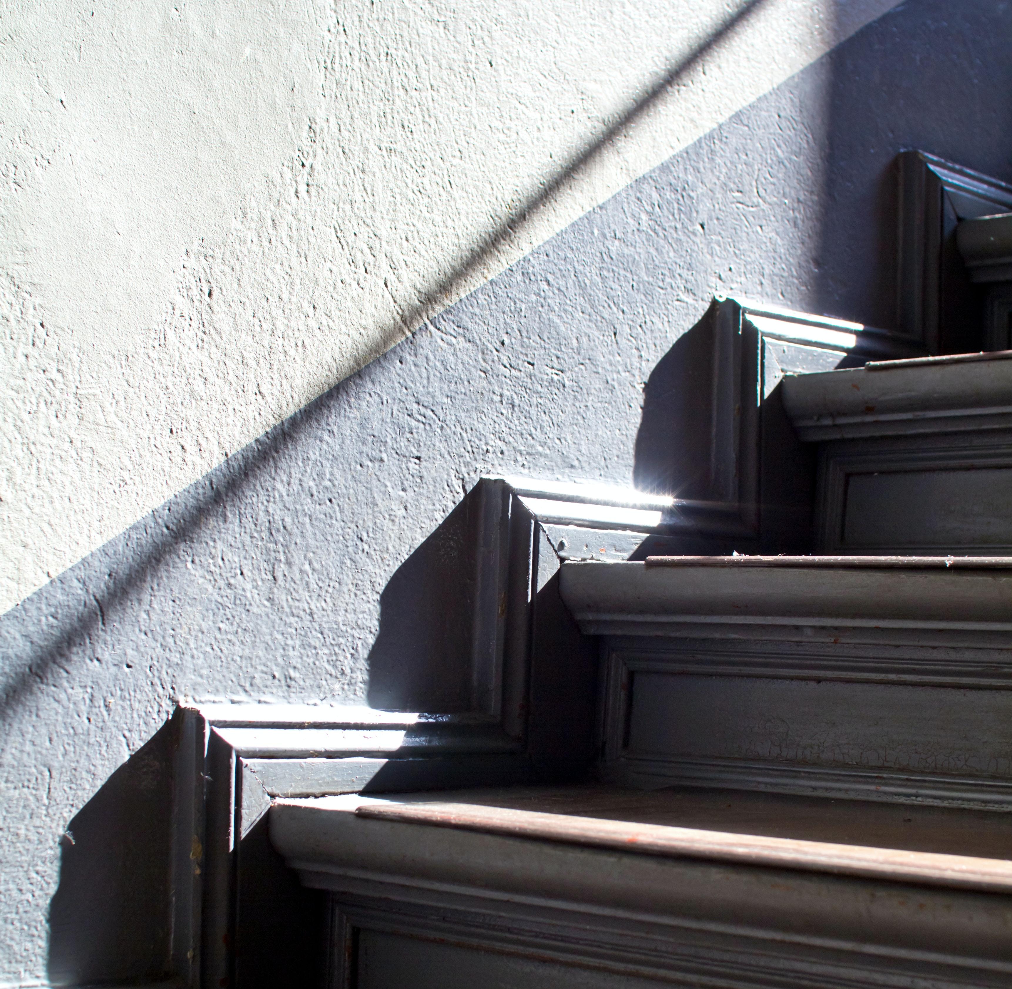 Stairs metaphor postdoc in Austria