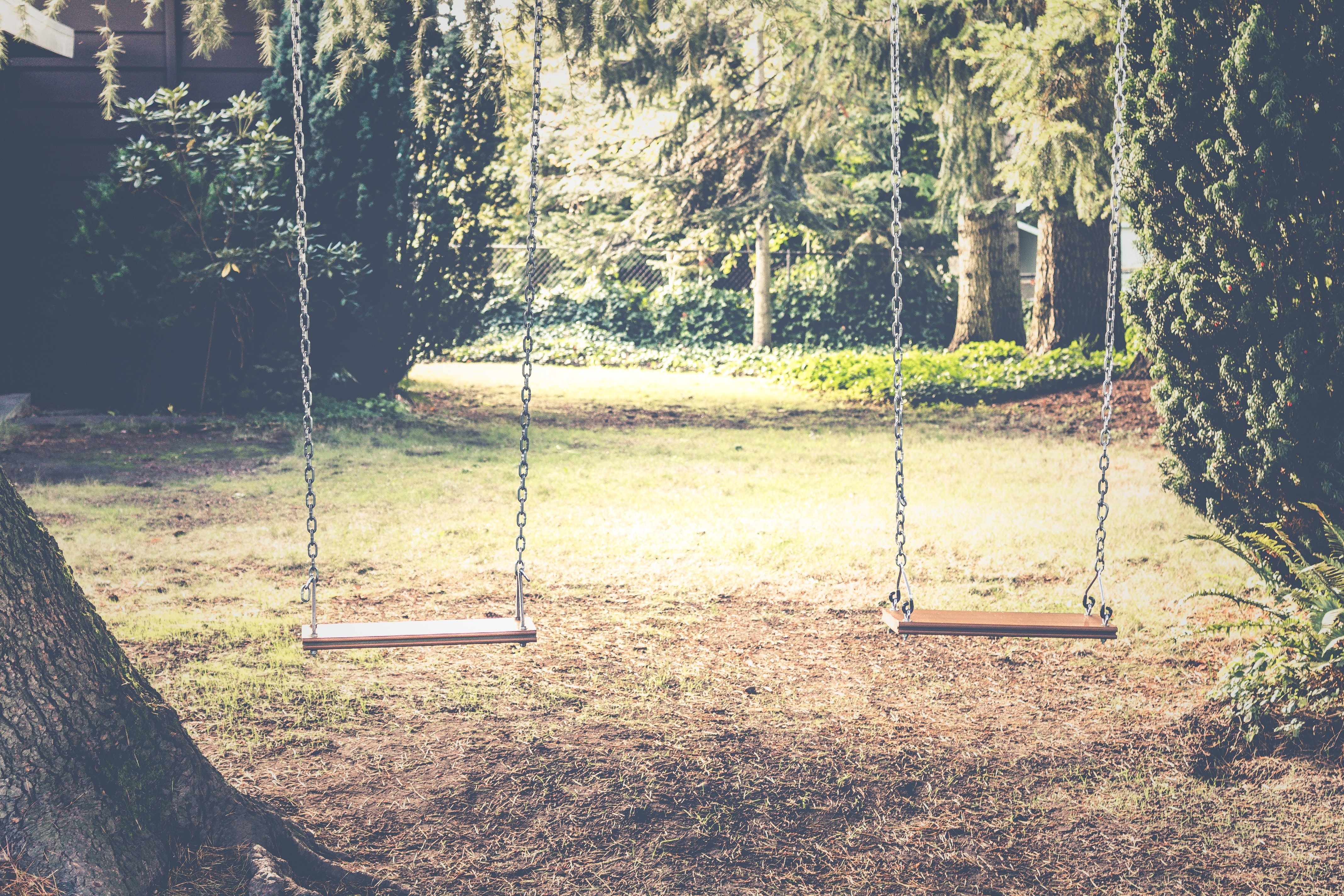 Two swings metaphor can my spouse work in Germany while I study