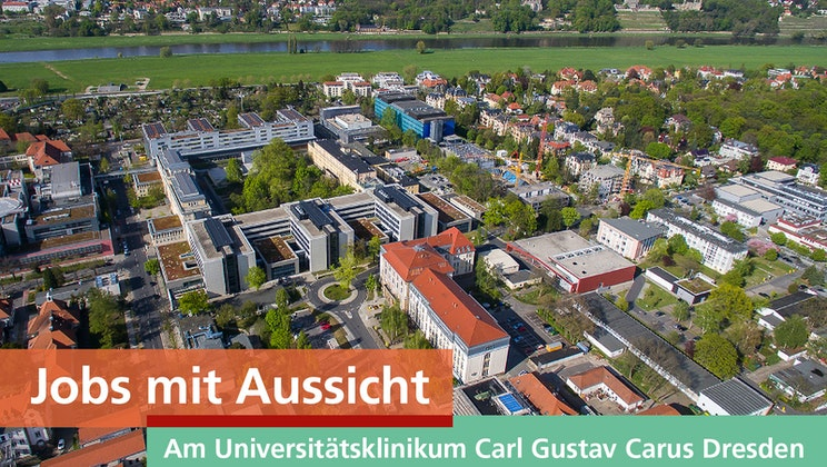 University Hospital Dresden Carl Gustav Carus - Campus