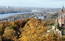 Working in Bonn - Panoramic view Bonn