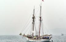 Sailboat - Metaphor: Working in Kiel